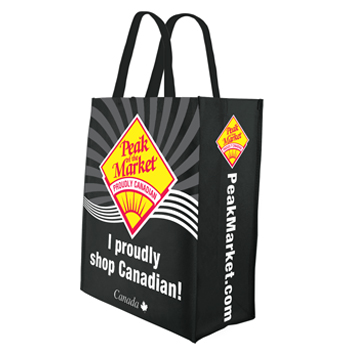 Custom Reusable Bag - Testimonial - Eco Friendly